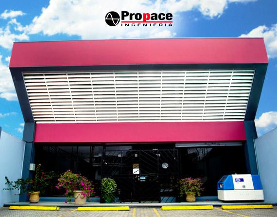 Oficinas de Propace Costa Rica