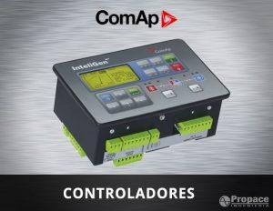 Controladores plantas electricas inteligen