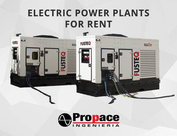 electric power plants for rent costa rica