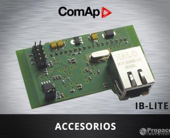 Modulos de comunicación IB Lite