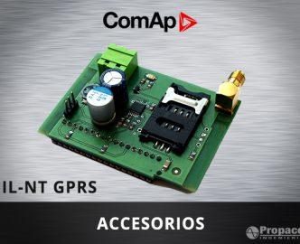 Modulos de comunicacion IL NT GPRS