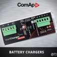 Battery charger intelicharger