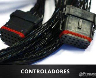 Controladores motores industriales id nano harness 2
