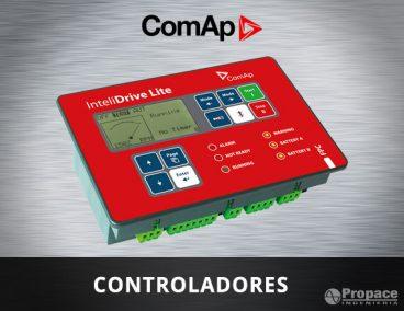 controladores para motores industriales