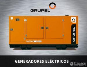 Generador electrico grupel