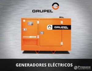 generadores de energia electrica