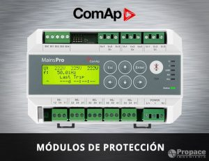 Modulos de proteccion red comercial