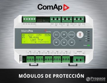 Modulos de proteccion red comercial costa rica