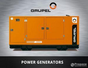 Generadores Electrico Industrial Grupel