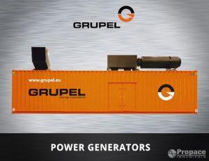Power Generators Heavy Grupel