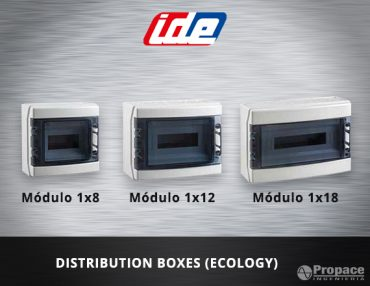 distribution boxes modules costa rica