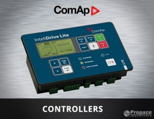 industrial engine controller intelidrive lite