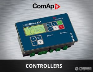 Industrial Engine Controller Intelidrive Lite Em