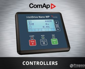 Industrial engine controller intelidrive nano