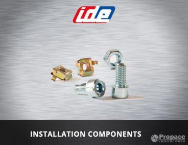 installation components costa rica