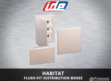 habitat flush fit distribution boxes costa rica