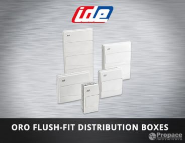 oro flush fit distribution boxes costa rica