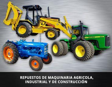 repuestos maquinaria agricola industrial construccion