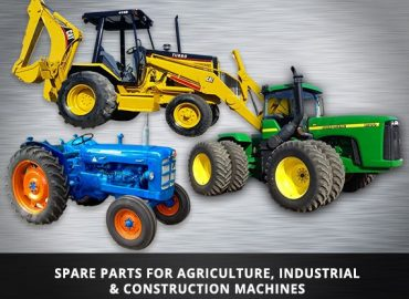 agriculture industrial construction machines spare parts