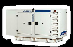 plantas electricas diesel