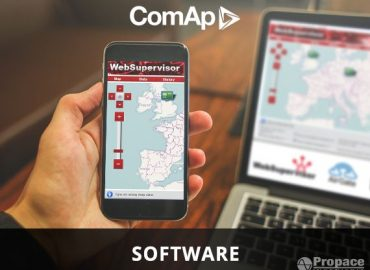 apps monitoreo remoto software ComAp Controllers
