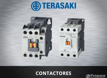 Contactores y Guardamotores Terasaki costa rica
